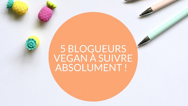 blogs vegan