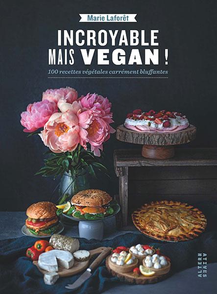 Incroyable mais vegan Marie Laforêt