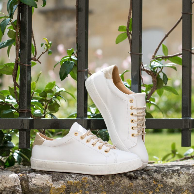 paire de chaussures Minuit sur Terre
