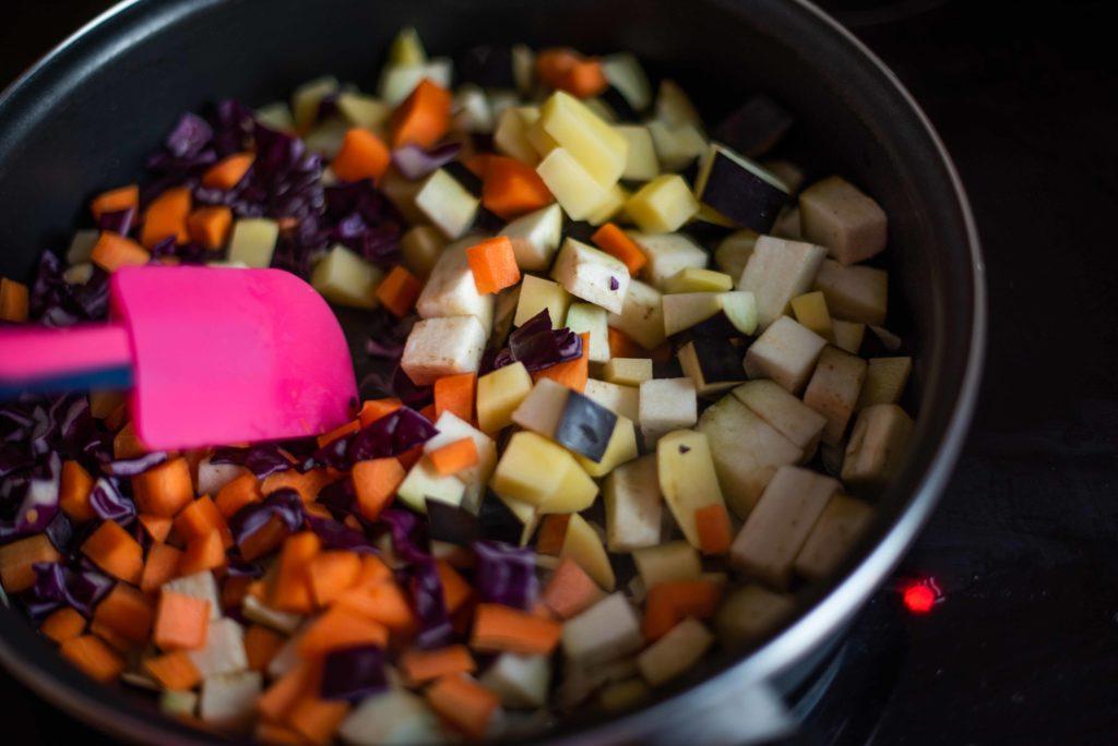 recette vegan facile nouilles