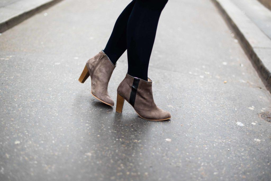 chaussures vegan minuit sur terre