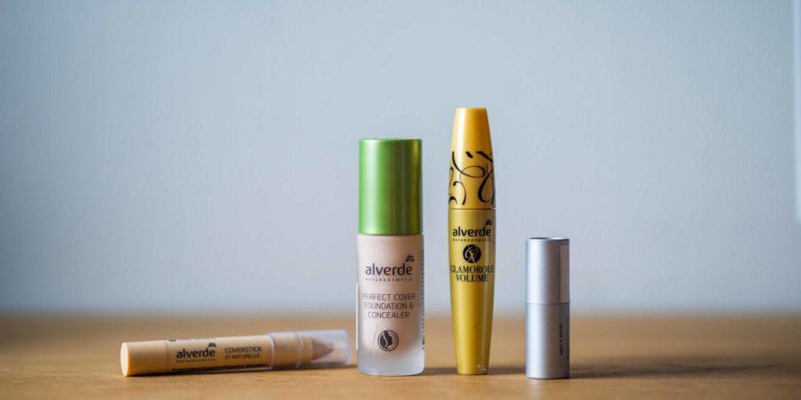 maquillage vegan al verde