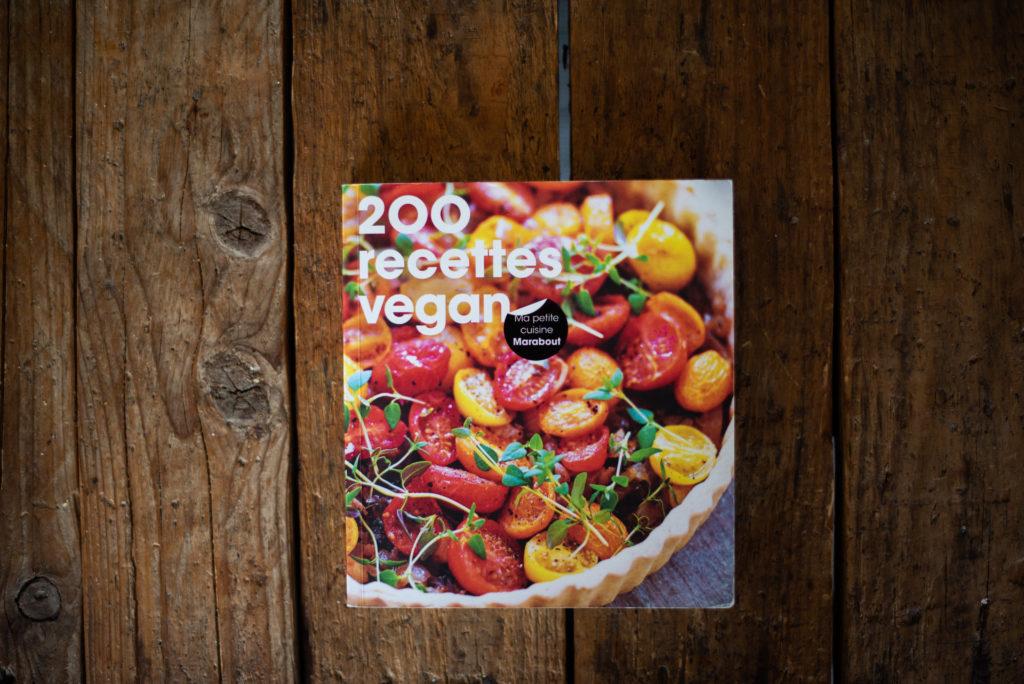 livres recettes vegan