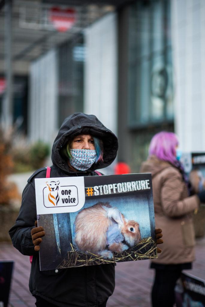 Action Stop Angora One Voice Strasbourg